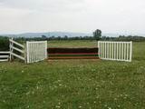 racecourse and schooling hurdles